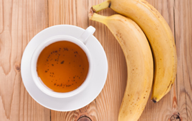 Cinnamon Banana Tea